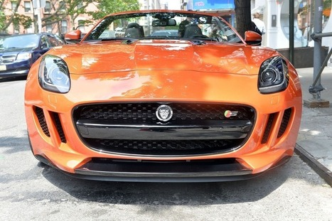 Jaguar's First Sports Car in 50 Years Is Stunning | Real Estate Plus+ Daily News | Scoop.it