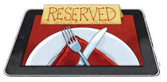 Restaurant waitlist apps ease diner frustration - www.emenu4ipads.com www.emenu4takeout.com | Hospitality Technology | Scoop.it