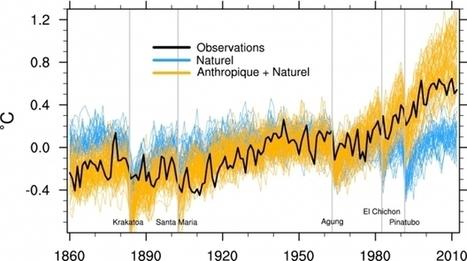 Une méthode innovante pour une meilleure quantification de l'influence humaine sur le climat | Actualité des laboratoires du CNRS en Midi-Pyrénées | Scoop.it