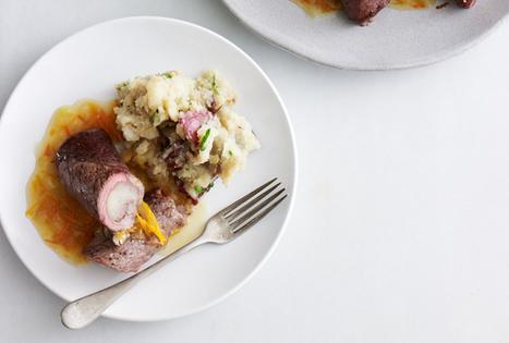 Steak Roll Ups | Meat Recipies | Scoop.it