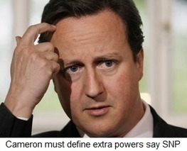 Frustrated Cameron concedes independent Scotland viable but fails to define alternative | Referendum 2014 | Scoop.it