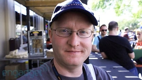 The Engadget Interview: Ben Heck talks Raspberry Pi at Maker Faire (video) | Raspberry Pi | Scoop.it