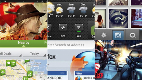 7 Great Android Apps You Can't Get on the Kindle Fire | LibraryLinks LiensBiblio | Scoop.it