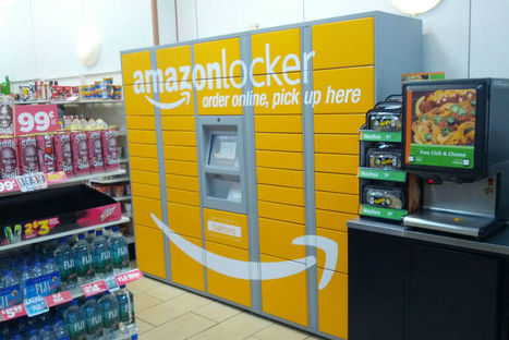 Amazon installe une consigne de retrait au centre commercial Euralille | Innovation dans la distribution | Scoop.it