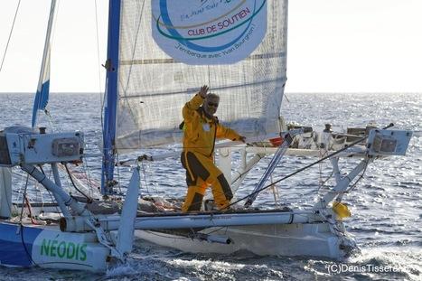 Yvan Bourgnon de la France à Bali en passant par les Antilles, Panama, Tahiti, et c'est pas fini !   Annonces Nautiques   Scoop.it