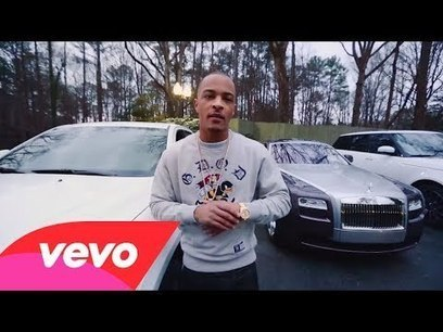 T.I. - VEVO Let It Ride   Sexy Sex Chat   Scoop.it