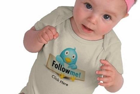 Ouders noemen baby 'hashtag'   Twittermania   NicoWeb Update   Scoop.it
