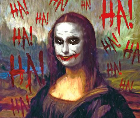 Cet artiste transforme des célèbres peintures en fabuleux Pop Art Batman | Superheroes & Supervillains | Scoop.it
