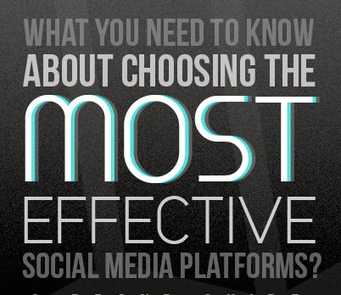 Choosing a Social Media Platform: How to Find the Most Effective - State of Digital | social media activity | Scoop.it