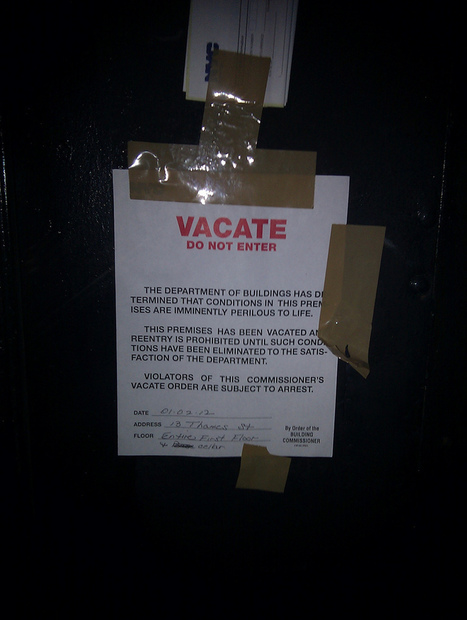 Daily Kos: Occupy Wall Street:Oppression Continues-Media Evicted From Rented Studio | Peer2Politics | Scoop.it