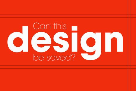 Can You Fix a Bad Design? Here's Where to Start   Design Shack   elearning stuff   Scoop.it