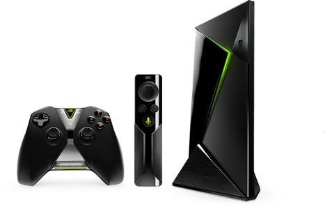 NVIDIA announced Shield Android TV set-top box starting from $200 | Tech Latest | Scoop.it