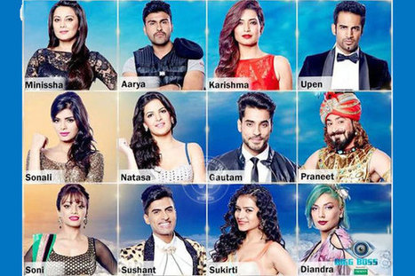 Bigg Boss 8 goes on air — Find out who are on board? | News & Politics | Movie Reviews | Gallery | Sports | Wishesh | Scoop.it