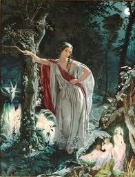 Hermia otherwise known as Hermione | Jessica Laliberte's: A Midsummer Night's Dream | Scoop.it