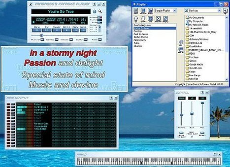Best Karaoke Software for Mac OS X and Windows PC | Genuine-Report.com | Scoop.it