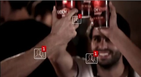 [Facebook] Des friends dans ton gobelet | Communication - Marketing - Web_Mode Pause | Scoop.it