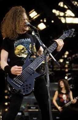 Dear Guitar Hero: Jason Newsted Talks Flotsam and Jetsam, Voivod, Getting Hazed by Metallica and More - Page 1   Guitar World   For Bollocks   Scoop.it
