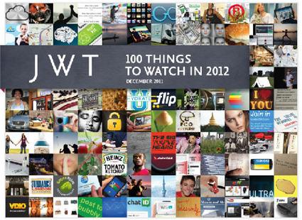 Prévisions de JWT pour l'année 2012   Etudes   Bilans internet, media, réseaux sociaux de 2011   Scoop.it