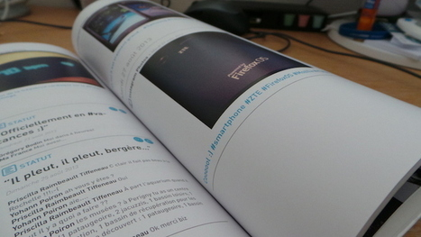 My Social Book : transformez votre timeline Facebook en un véritable livre | Interest Digital Fr | Scoop.it