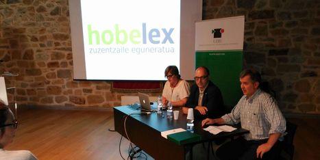 Hobelex, euskarazko zuzentzaile eguneratua • ZUZEU | Hizkuntza zuzentasuna | Scoop.it