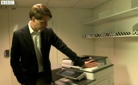 Des puces électroniques implantées sous la peau d'employés suédois   Big Brother   Scoop.it