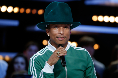 Pharrell Partners With UN for 'International Day of Happiness' | Happiness at work | Scoop.it
