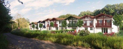Nouveau programme immobilier neuf LES VILLAS ITSASARGIA à Urrugne - 64122 | L'immobilier neuf Côte Basque | Scoop.it