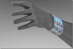 iPhone 5 Bracelet concept | iPhone 5 bracelet at New Hi Tech Gadgets | All Things Tech Related | Scoop.it
