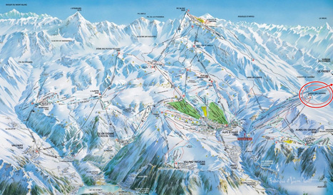 Huge new ski area proposed in the Alps | superheroes of stoke | Scoop.it