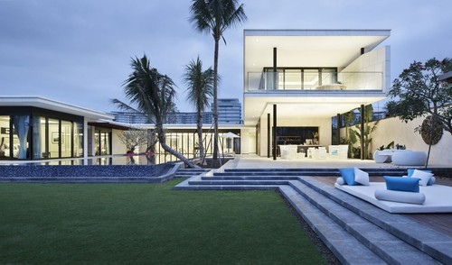 Chenglu Villa par gad – Lingshui, Hainan, Chine  Construire ...