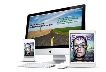 Survey Reports   Survey Magazine   Research Topics   Scoop.it