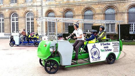 Découvrez le S'Cool Bus, le vélo collectif qui va remplacer les bus scolaires | Santé-Environnement | Scoop.it