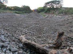 Saqueo de material pétreo de río Talcigua | El Salvador: Registros del Delito | Scoop.it