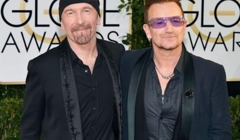Bono e The Edge degli U2, entrano nel consiglio di chitarre Fender ... | Stratocaster | Scoop.it