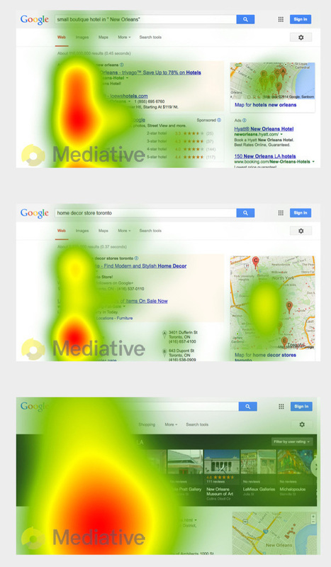 New Google Eye Tracking Study Shows The Downfall Of The Golden Triangle | Media Psychology and Social Change | Scoop.it