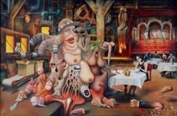Jarosław Jaśnikowski's MarvelousWorld | Best Urban Art | Scoop.it