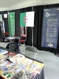 Festival de la bande dessinée de Montréal : La BD algérienne à l'honneur | L'Afrique se livre | Scoop.it