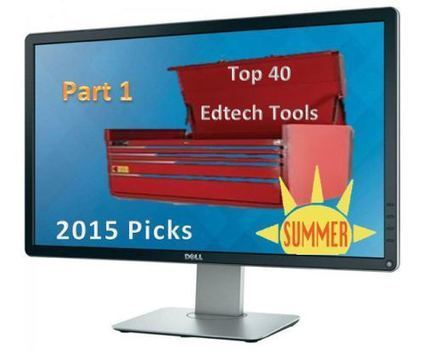 Forty Educational Websites For Your Summer 2015 Toolkit, Part 1 | Tech Learning | The Principal's SCOOP | Scoop.it