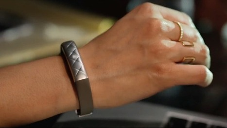 Jawbone launches the UP3 fitness band, its most advanced tracker ever | Tech It | Scoop.it