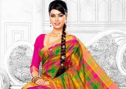 6 Accessories You Must Wear With Sarees | ASW Mag | Online discount coupons - CouponsGrid | Scoop.it