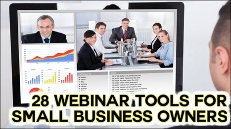 28 Webinar Services for Small Business Owners | My Blog 2016 | Scoop.it