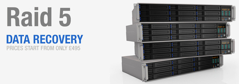 RAID 5 Data Recovery | plymouth data recovery | Scoop.it