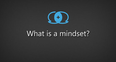 What is a mindset and why does it matter? | Game-Changer | Game-Changer | Scoop.it