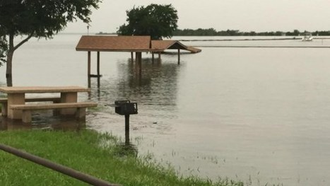 Corps Decides Against Releasing More Water From Lake Lewisville | Texas Real Estate | Scoop.it