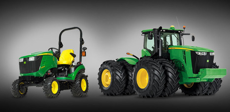 John Deere Tractors JohnDeere.com | Farming Big | Scoop.it