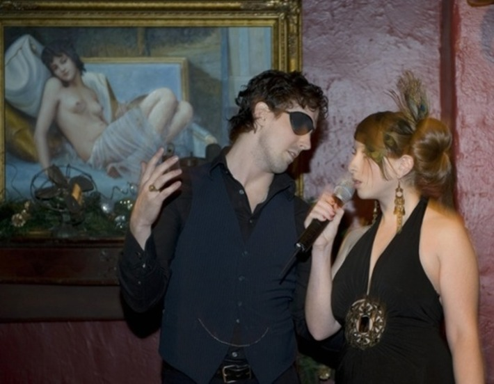 Poetry Brothel puts the bawd in bard | Sex Work | Scoop.it