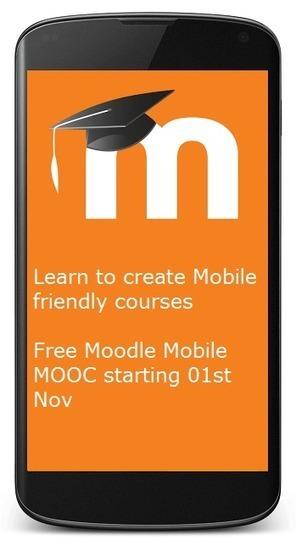 Get Ready - Free Moodle Mobile MOOC starting from 01st Nov #moodlemobile | elearning stuff | Scoop.it