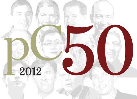 paidContent 50: The world's most successful digital media companies   pharma digital marketing mix   Scoop.it