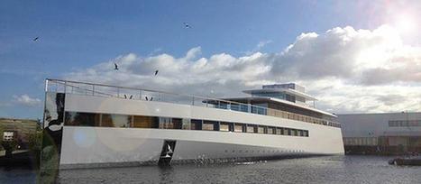 iBoat, par Henry Bateson et Philippe Starck | Architecture pour tous | Scoop.it