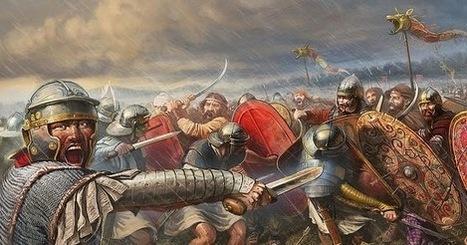 Trajano y la conquista de Dacia | LVDVS CHIRONIS 3.0 | Scoop.it